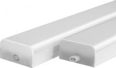 LED-Lichtleiste anschließbar 90cm 6500K kaltweiß 18W